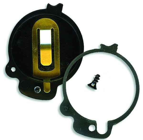 VISO II- OPTIMA II- QUATTRO- SOLO II- Batteriedeckel